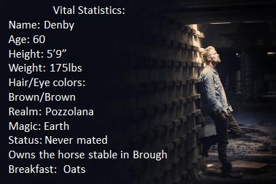denby stats